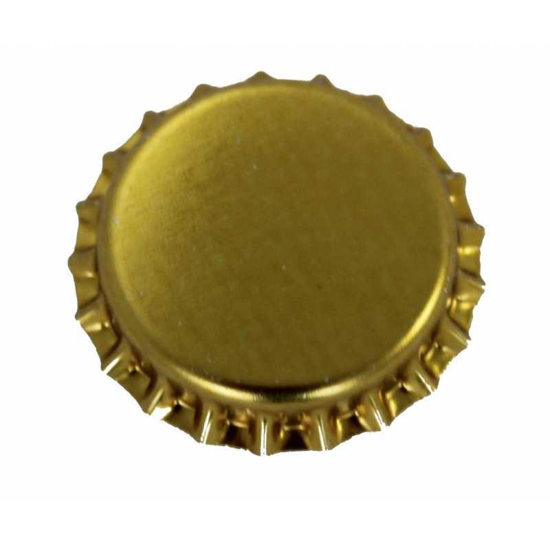 Ølkapsler 200 stk. guld