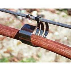 Wirex klemme skudholder