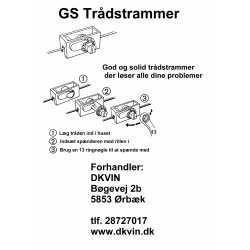 GS Trådstrammer